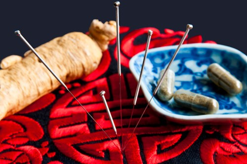 Acupuncture is an effective treatment for many ailments.
