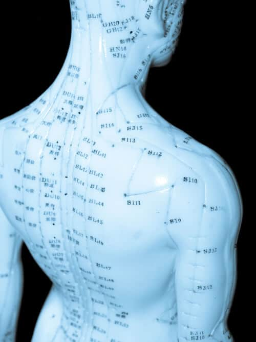Acupuncture acupressure