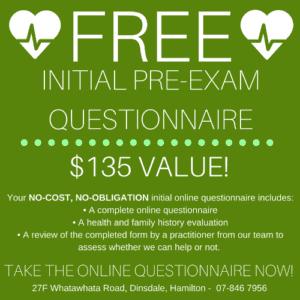 Free Online Questionnaire