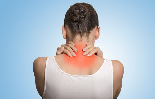 Neck Pain and Stiffness