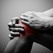 acupressure knee pain
