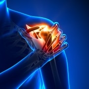 Acupressure for shoulder pain