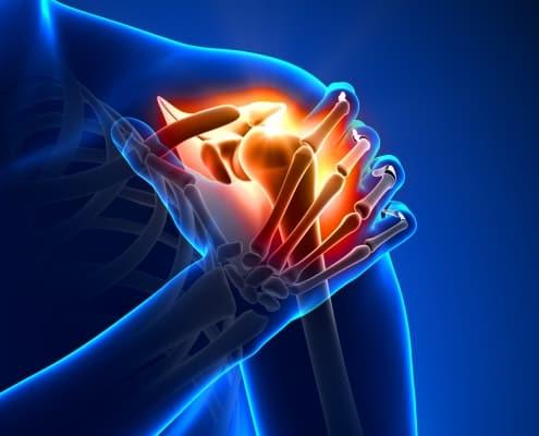 Acupressure for shoulder pain