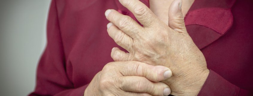 Acupressure Point For Joint Pain in Fingers (Arthritis ...