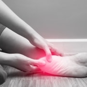 Acupressure for Heel Pain