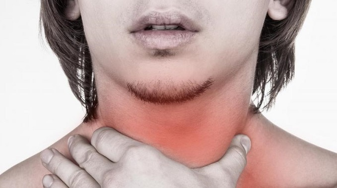 DIY- Acupressure for chronic pharyngitis (sore throat ...