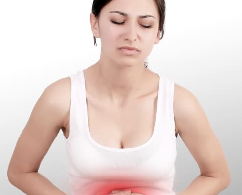 acupressure for stomach pain