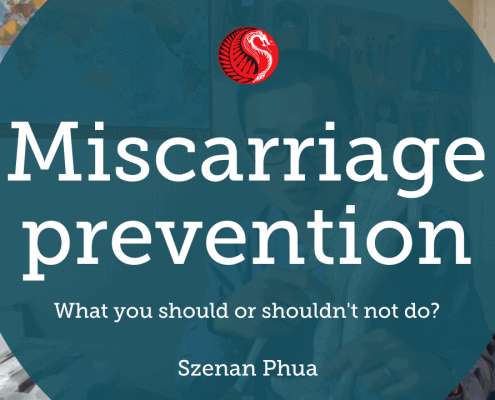 Miscarriage prevention
