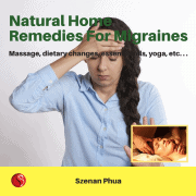 Natural Home Remedies For Migraines