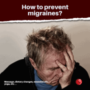 How to prevent migraines
