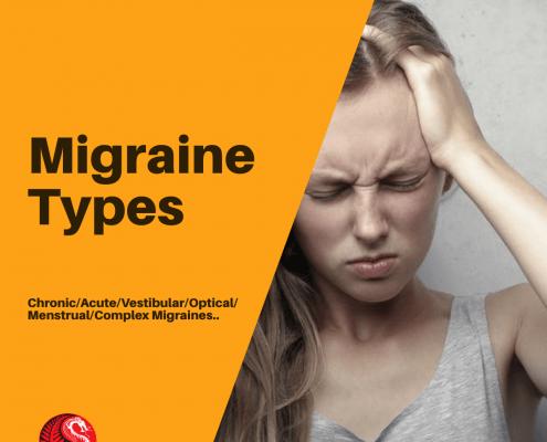 migraine types