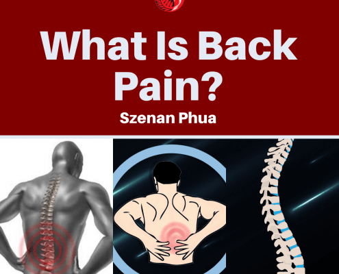 What is back pain