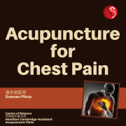 Acupuncture for Chest Pain