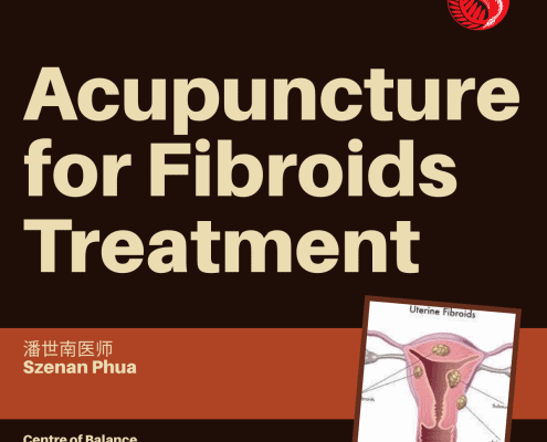 acupuncture for fibroids treatment