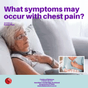 symptoms of chest pain