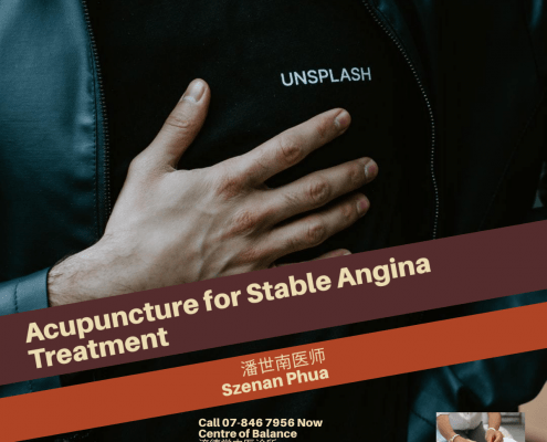 acupuncture for stable angina