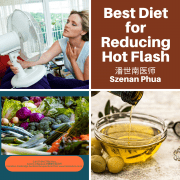 diet for reducing hot flashes