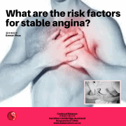 risk factors for stable angina