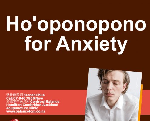 Ho'oponopono For Anxiety