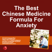 chinese medicine for anxiety