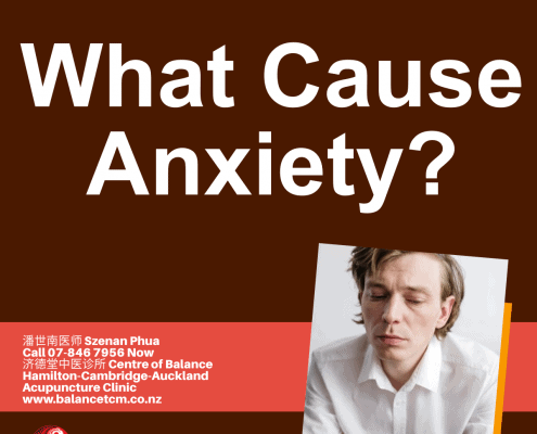 What Causes Anxiety?