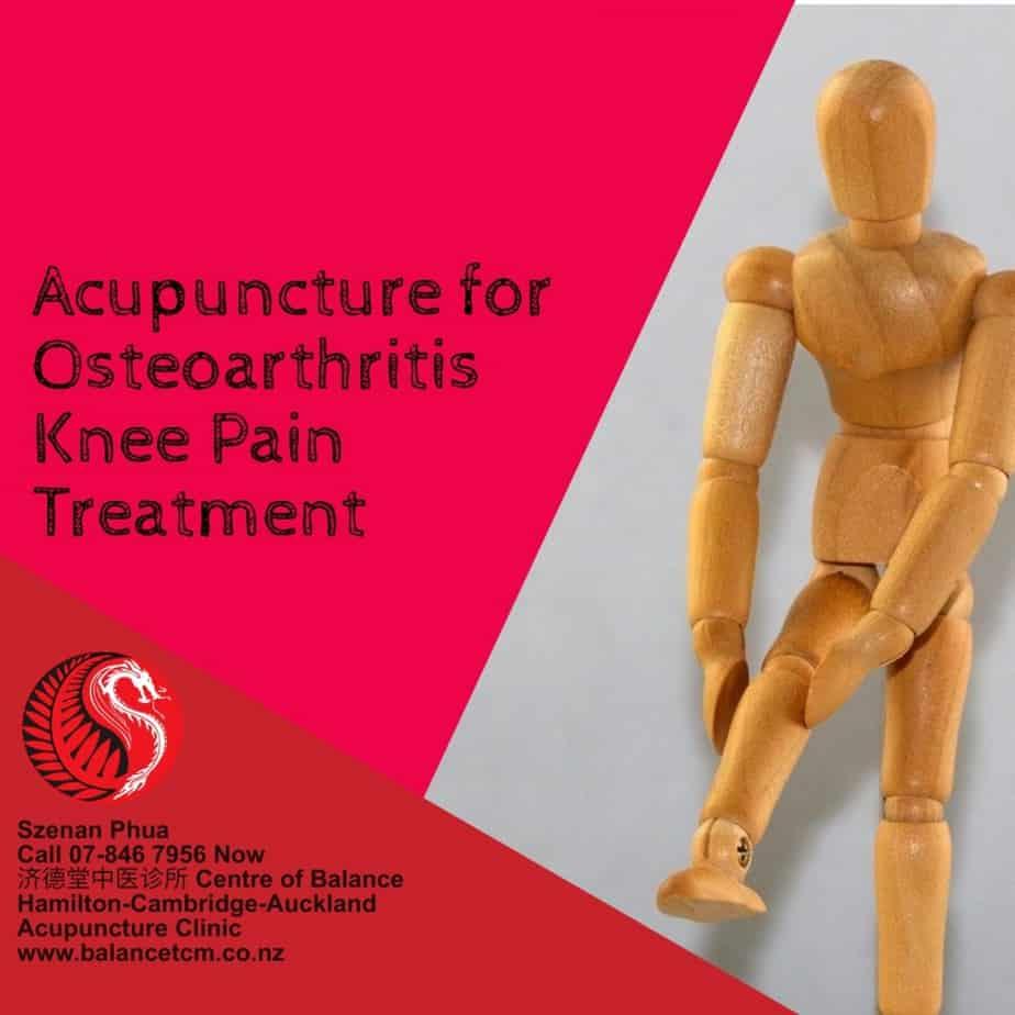 Acupuncture for Knee Pain - Best Acupuncture Hamilton NZ