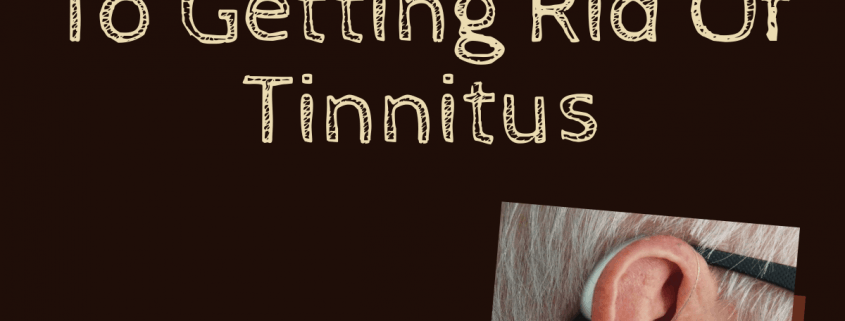 The best exercise in getting rid of Tinnitus