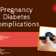 Pregnancy Diabetes complications