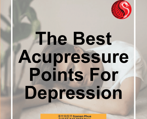 Acupressure for Depression