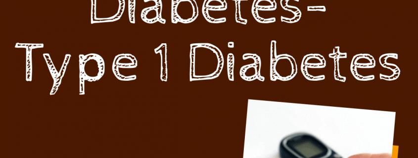 Treatment for Type 1 Diabetes